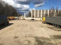 Аренда открытой площадки Киевское шоссе, 31 км от МКАД, Селятино. 3500 кв.м.