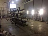 Аренда теплого склада на Щелковском шоссе, 8 км от МКАД, в Балашихинском районе. 108 кв.м.