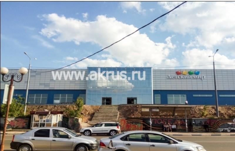 Продажа   Аренда площади в ТЦ, Кашира г. Каширское шоссе, 90 км от МКАД.  1000 кв.м. 925fba61622