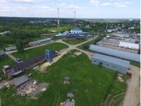 Аренда земельного участка со строениями под производство мебели, склад, торговлю Новорижское ш., 63 км от МКАД. 1500 кв.м. Участок 2,37 Га.