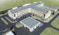 Продажа нового здания Подольск, Симферопольское шоссе, 14 км МКАД. 8500 кв.м, участок 2 Га.