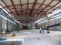 Продажа склад, производство с кран балкой Бронницы, Новорязанское ш, 45 км от МКАД. 1600 кв.м.