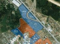 Продажа земли на первой линии Ленинградского шоссе, 12 км от МКАД. Химки, мкрн Сходня. 2,2-20 Га.