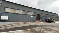Аренда производства с кран-балкой в Одинцово, Можайское шоссе, 12 км от МКАД. 450-972 кв.м.