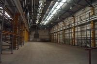 Аренда помещения под склад, производство Климовск, Симферопольское шоссе, 19 км от МКАД. 1640 кв.м и рампа 275 кв.м.