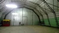Аренда теплого ангара 396 кв м под склад в г. Королев, Ярославское шоссе ,7 км от МКАД.