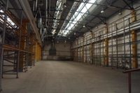 Аренда помещения под склад, производство Климовск, Симферопольское шоссе, 19 км от МКАД. 1367 кв.м.