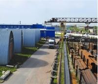 Продажа складского комплекса с ж/д веткой в Подольске, Варшавское шоссе, 12 км от МКАД. 16800 кв.м.