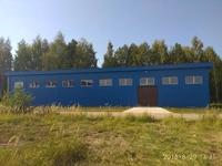 Продажа земли под строительство склада Новорязанское шоссе, 40 км от МКАД. 1,4 Га со складом 300 кв.м.