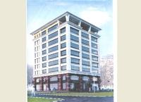 Продажа здания с полученным ГПЗУ и проектом апарт-отеля 7200 кв.м рядом с МГУ, Университет м.