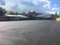 Аренда открытой площадки Дмитровское шоссе, 3 км от МКАД, Долгопрудный. 5500 кв.м.
