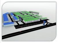 Продажа строительного рынка Одинцово, Минское шоссе, 10 км от МКАД. 6 Га.