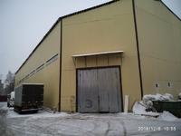 Аренда теплого склада-производства  Пушкино, Ярославское ш., 19 км от МКАД. 1312 кв.м.