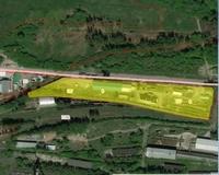 Продажа участка с ж/д веткой под склад и производство Каширское шоссе, 100 км от МКАД, Кашира. 2,14 Га.