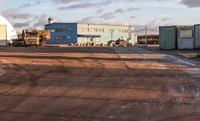 Аренда открытой площадки Ленинградское шоссе, 15 км от МКАД. 3000 - 20000 кв.м.
