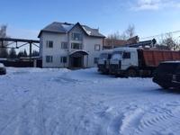 Продажа склада с открытой площадкой Киевское шоссе, Алабино, 28 км от МКАД. Теплый склад, офис, участок 32 сотки.