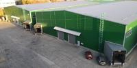 Аренда склада Новорязанское шоссе, 6 км от МКАД, Томилино. 2990 - 5980 кв.м.