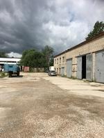 Продажа гаража с открытой площадкой в Щербинке, Варшавское шоссе, 8 км от МКАД. 600 кв.м, участок 1 Га.