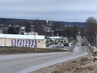 Продажа строительного рынка в Истринском районе, Новорижское шоссе, 47 км от МКАД. 1,4 Га. 2875 кв.м.
