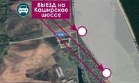 Продажа земельных участков пром назначения  Каширское ш., 45 км от МКАД, Домодедово. 2-226 га.