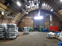 Аренда склада на Осташковском шоссе, 10  км от МКАД. 500 кв.м.