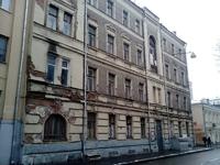 Продажа участка с ГПЗУ и здания под реконструкцию на Остоженке. 1188 кв.м.