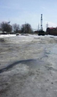 Аренда открытой площадки с краном в Щелково, Щелковское шоссе, 15 км от МКАД. 4000 кв.м.