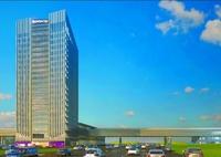 Аренда офиса на Минском, Можайском шоссе в Бизнес-центре ОРБИОН, 3 км от МКАД. 276-1329 кв.м.