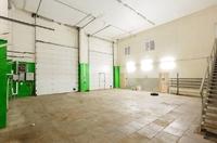 Аренда здания под склад, производство Озерная м., 10 минут пешком. 925 кв.м.