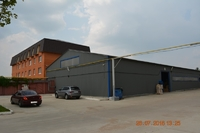 Аренда теплого склада в Одинцово, Можайское шоссе, 9 км от МКАД. 396 кв.м.