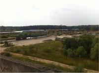 Продажа складского комплекса с ж/д веткой Киевское шоссе, 75 км от МКАД, Балабаново. 14 Га.
