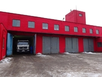Продажа / Аренда здания под склад, производство, автосервис Носовихинское шоссе, 30 км от МКАД, р.п. им. Воровского. 1200 кв.м.