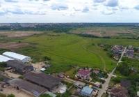 Аренда земельного участка под спорт и отдых в Домодедово, Каширское шоссе, 15 км от МКАД. 3,4 Га.