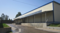 Аренда склада с офисом Минское шоссе, 70 км от МКАД, Дорохово. 1730-3460 кв.м.