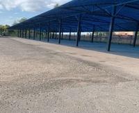 Аренда открытой площадки  Реутов, Носовихинское шоссе, 1 км от МКАД. 5476 кв.м.