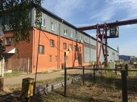 Аренда холодного склада с кран балкой Щелково, Щелковское шоссе, 19 км от МКАД. 1160 кв.м.