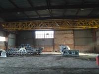 Аренда склада, производства с кран-балкой Новорязанское шоссе, 40 км от МКАД. 2000 кв.м.