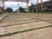 Аренда открытой площадки с ж/д веткой и краном Новорязанское шоссе, 3 км от МКАД. 2000-8500 кв.м.