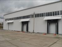 Аренда нового здания под склад, производство Горьковское шоссе, 45 км от МКАД, Электросталь. 5600 кв.м.