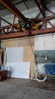 Аренда производства с кран балкой 3,2 тн Мытищи, Ярославское шоссе, 10 км от МКАД. 370 кв.м.