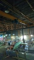 Аренда производства с кран-балкой Ярославское шоссе, Сергиев Посад, 55 км от МКАД. 500 - 2200 кв.м.