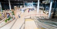 Аренда помещения под торговлю, общепит Москва-Сити, Международная метро. 587 кв.м.