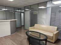 Аренда офиса  в Бизнес Центре Omega Plaza, Автозаводская м. 96,9 кв.м.