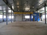 Аренда склада, производства с кран-балкой Можайское, Минское шоссе, 80 км от МКАД. 732 кв.м.