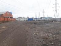 Аренда открытой площадки на МКАД, Новорязанское шоссе  100 метров от МКАД, площадь 3000 кв.м.