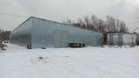Аренда холодного склада с ж/д Нахабино, Волоколамское шоссе, 15 км от МКАД. 980 кв.м.
