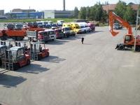 Аренда открытой площадки Ярославское шоссе, 16 км от МКАД, Ивантеевка. 500 - 1500 кв.м.