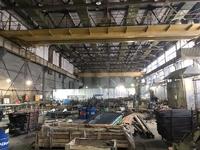 Аренда помещения с краном под склад, производство Авиамоторная или Андроновка м. 1100 кв.м.
