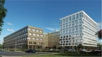 Продажа бизнес-центра и участка в ЗАО, Аминьевское шоссе. БЦ 5700 кв.м, земля 1,89 Га.