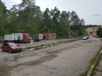 Аренда открытой площадки в Одинцовском районе, Рублево-Успенское и Можайское шоссе, 20 км от МКАД. 1200 кв.м.